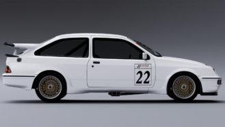 Sierra RS500 Cosworth: 'Greatest-ever racing car' reborn after worldwide treasure hunt