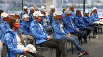 Finalists chosen for chance to become next female Ferrari Academy driver