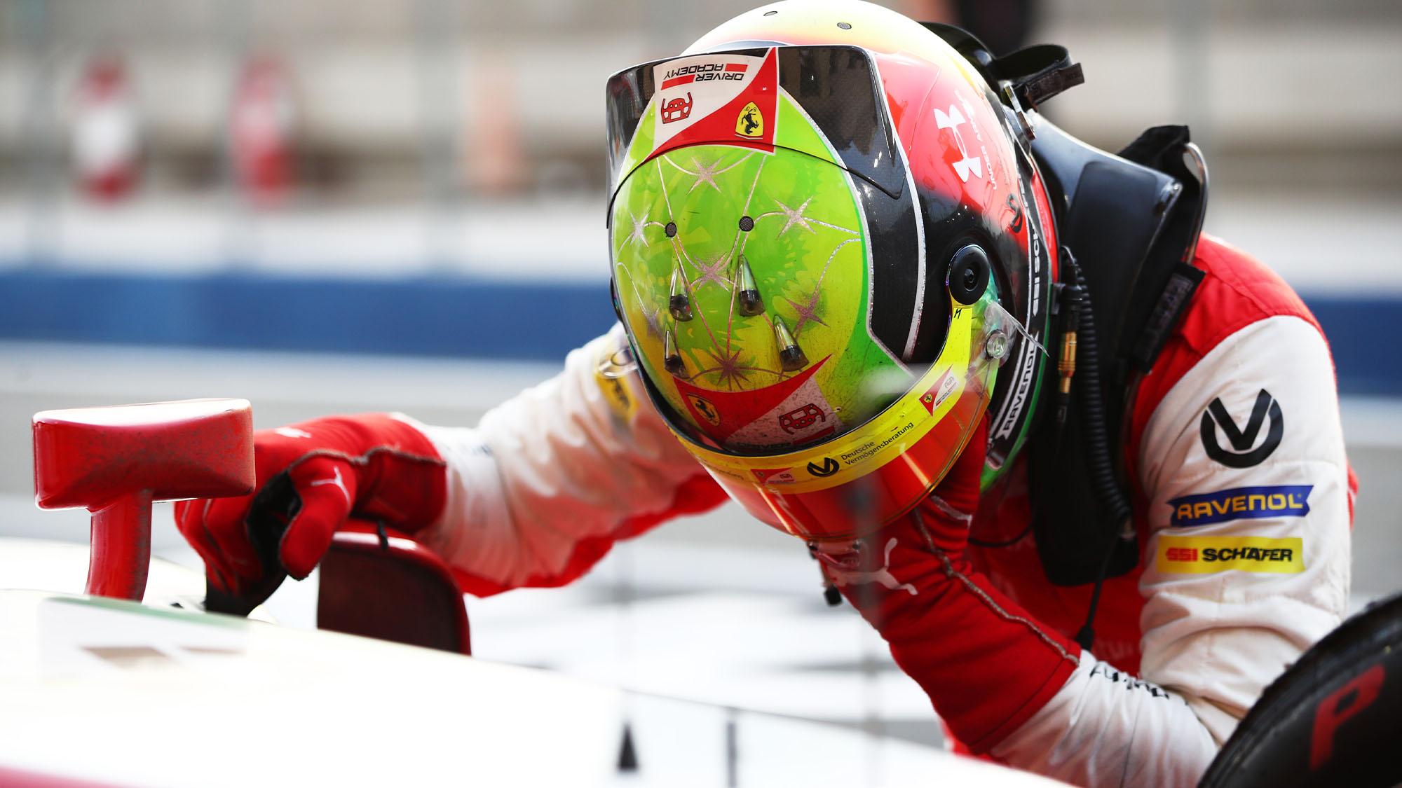 Mick Schumacher F2 2020