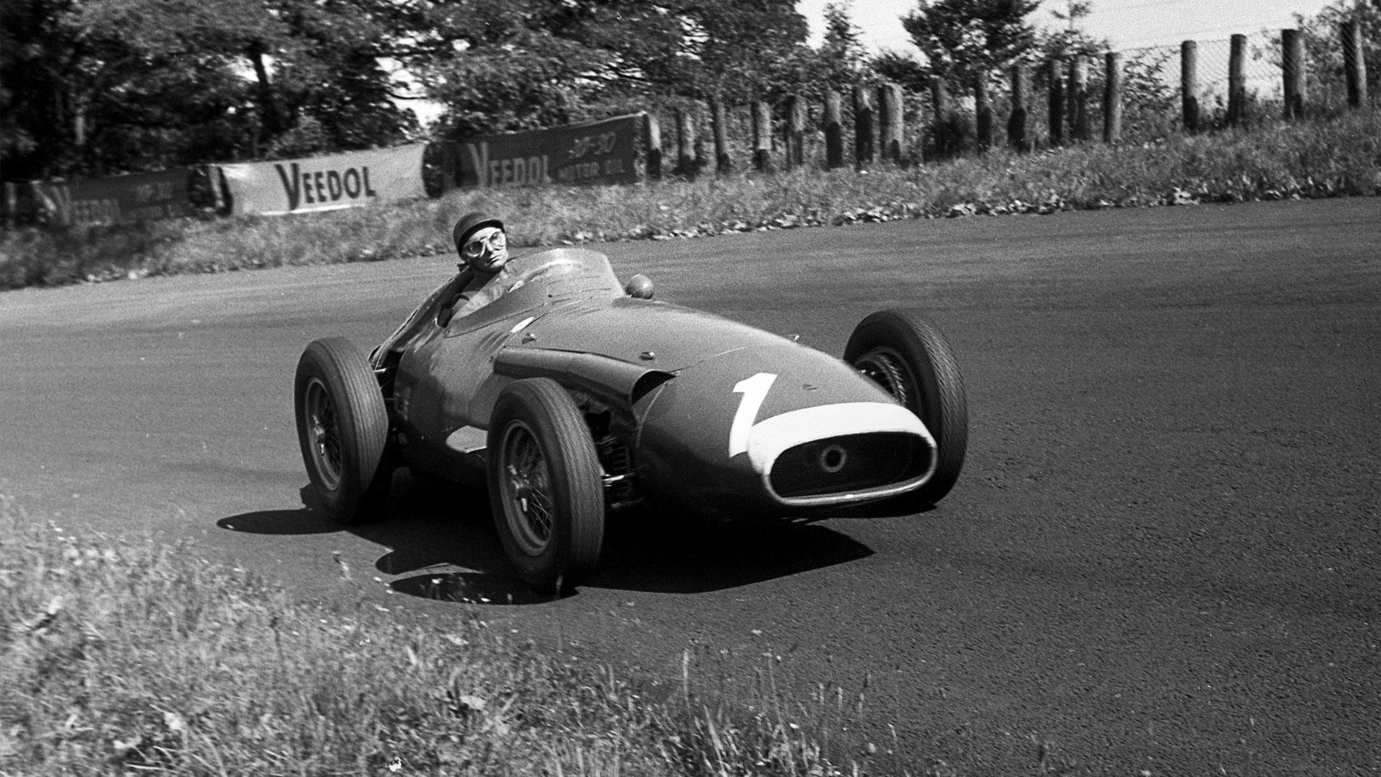 1957 German Grand Prix Fangio