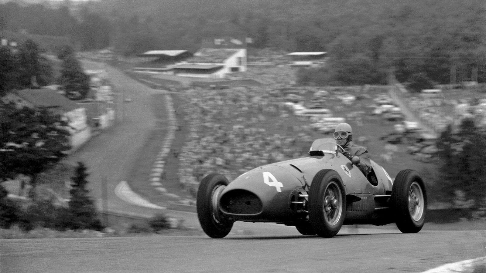 1952 Belgian Grand Prix Ascari