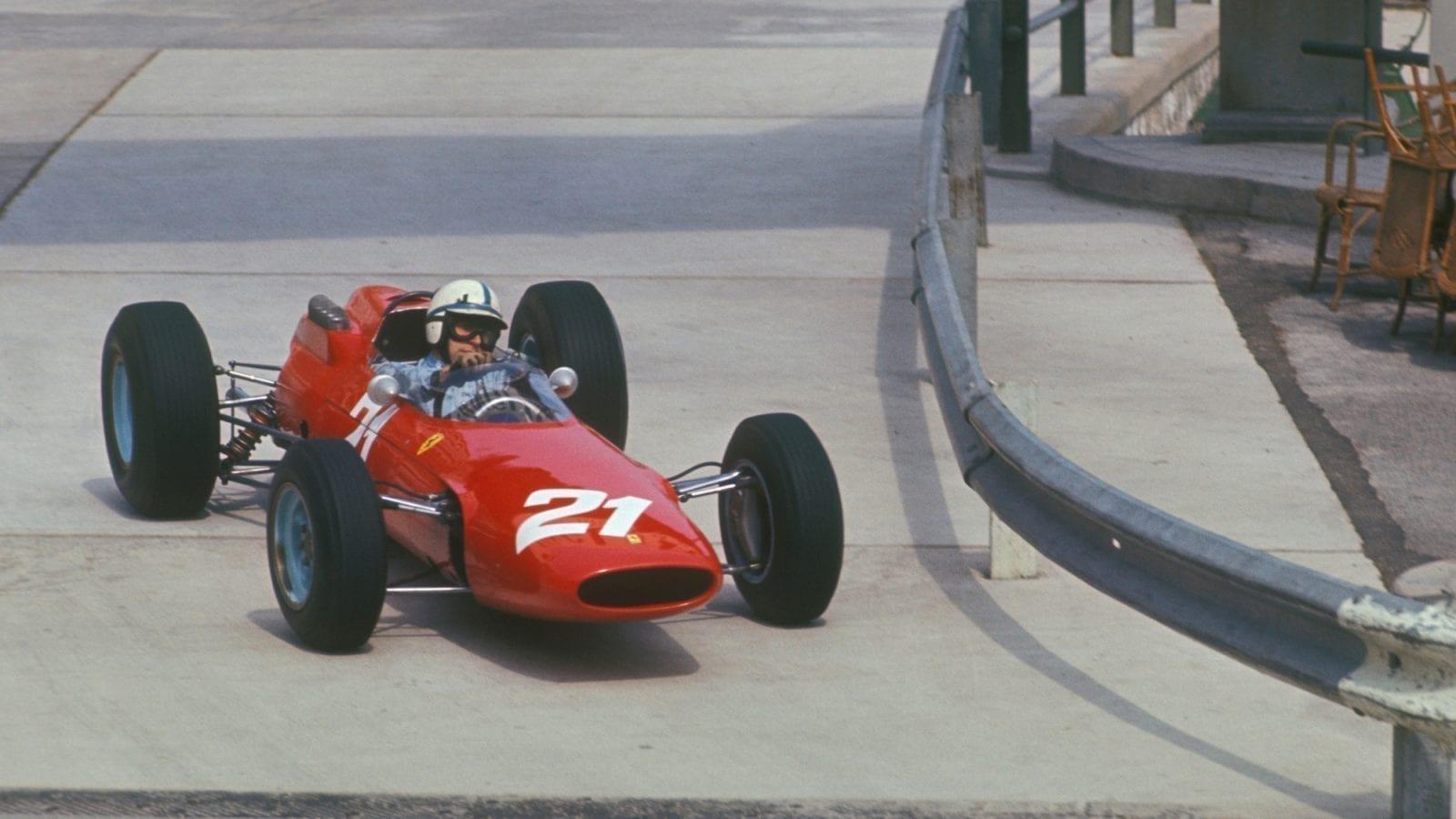 1964 Monaco Grand Prix John Surtees